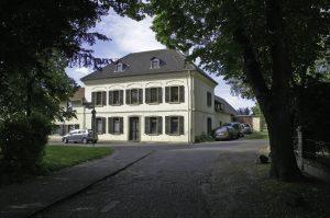 Haus-mit-Bäumen